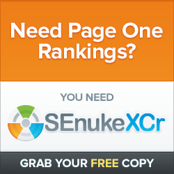 SEnuke Xcr Review SEO Software